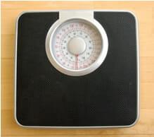 脂肪吸引と体重