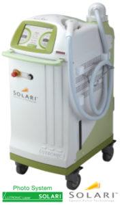 新型光治療器ソラリ